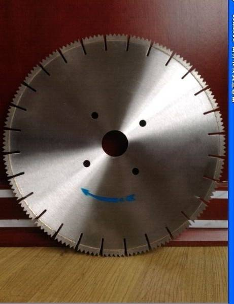 300-800MM diamond cutting tools saw blade for Aerated bricks