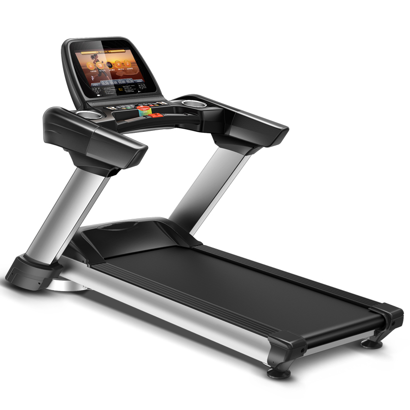 A semi commercial Running Foldable treadmill machine