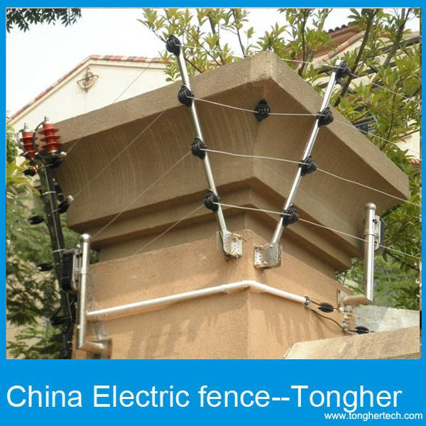 Nigeria Home safety electric fence energizer pulse high voltage system