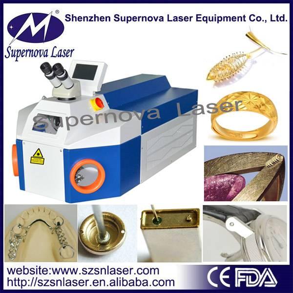 60W Jewelry Laser Welders