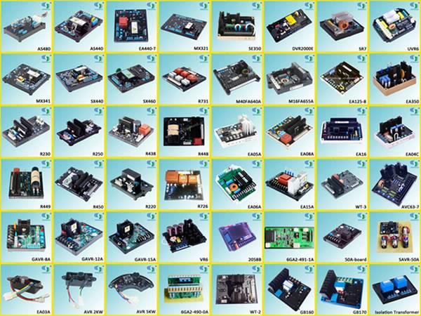 Top quality Basler AVR EA04C EA05A EA06A EA08A EA15A EA350