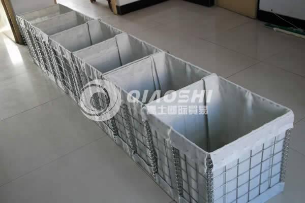hesco barrier galvanized welded bastion military basket