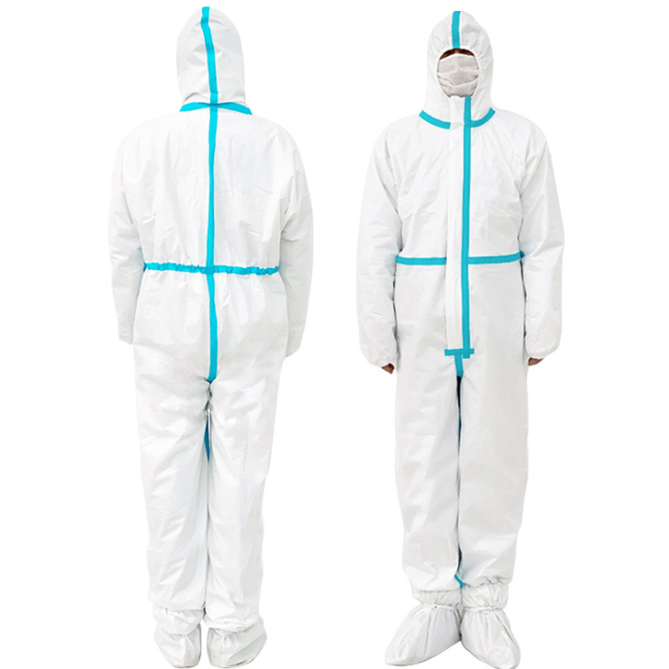 Hot Sale Disposable Medical Non-woven Protective Clothing