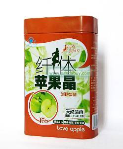 Apple slim tea