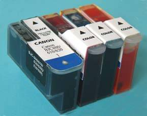 Canon ink jet cartridge