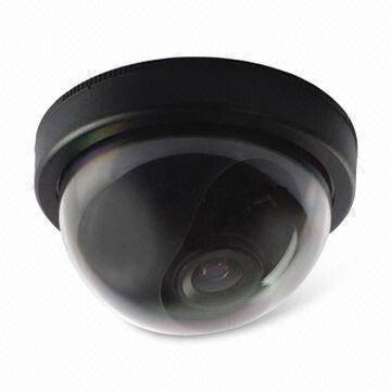 Dome Camera with Minimum Illumination of 1.0LUX