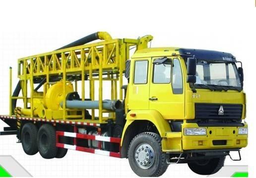 Sell Water drilling trucks