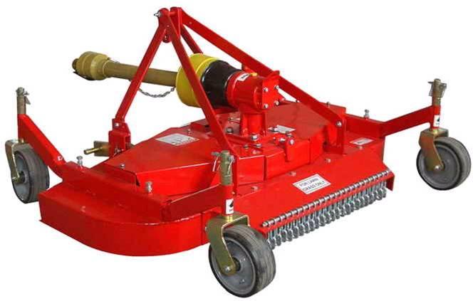 finishing mower finish mower 3-point PTO driven mower tractor mower grass mower grass cutter