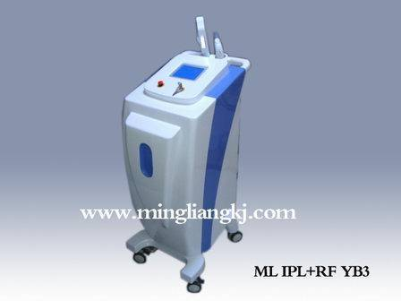 Lastest high-power elight+rf beauty machine for wrinkle removal