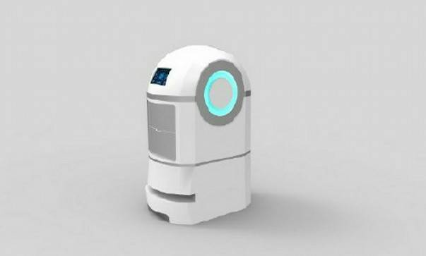 service type smart robot