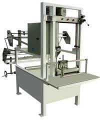 4 ply gauze folding and rolling machine
