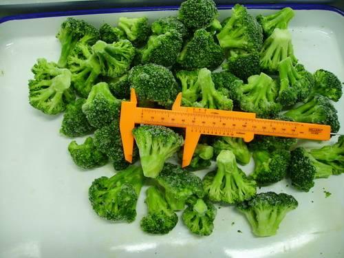 broccoli, pear dices, cauliflower, pea pods
