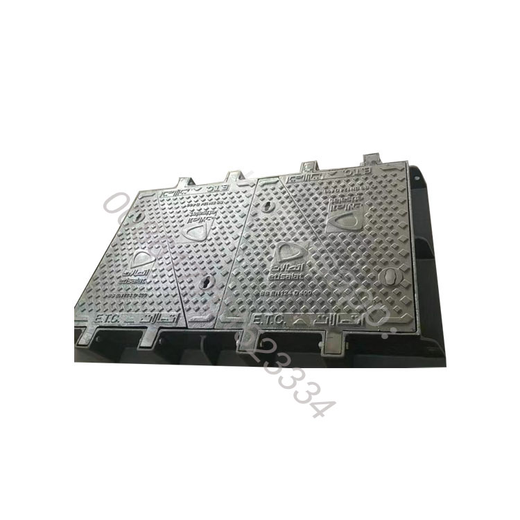 hot selling best quality jrc 12 carriageway cast ductile iron manhole cover