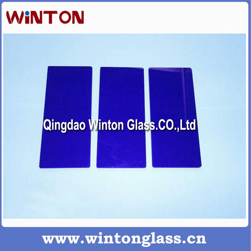 Winton Filter Cobalt Blue Glass