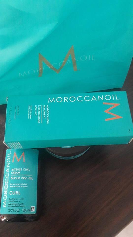 Moroccan oil Hair Treatment Argan Oil