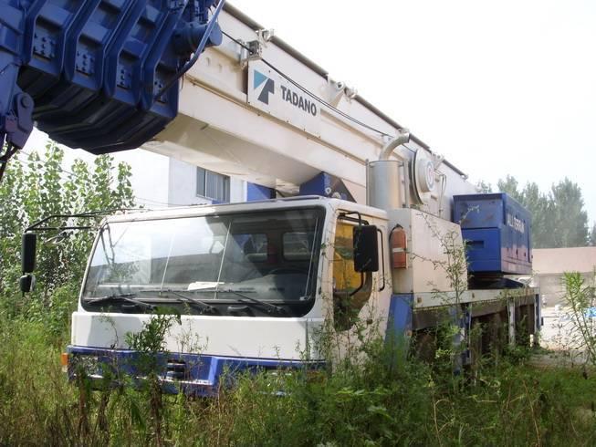 Sell Japan made TADANO AR2000M mobile truck crane used tadano 200ton crane TEL:+8613818259435