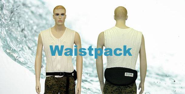 Waistpack Personal Cooling System