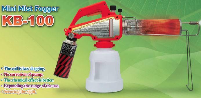 ULV KB100, Mini Fogging Machine, mosquito mini Fogger