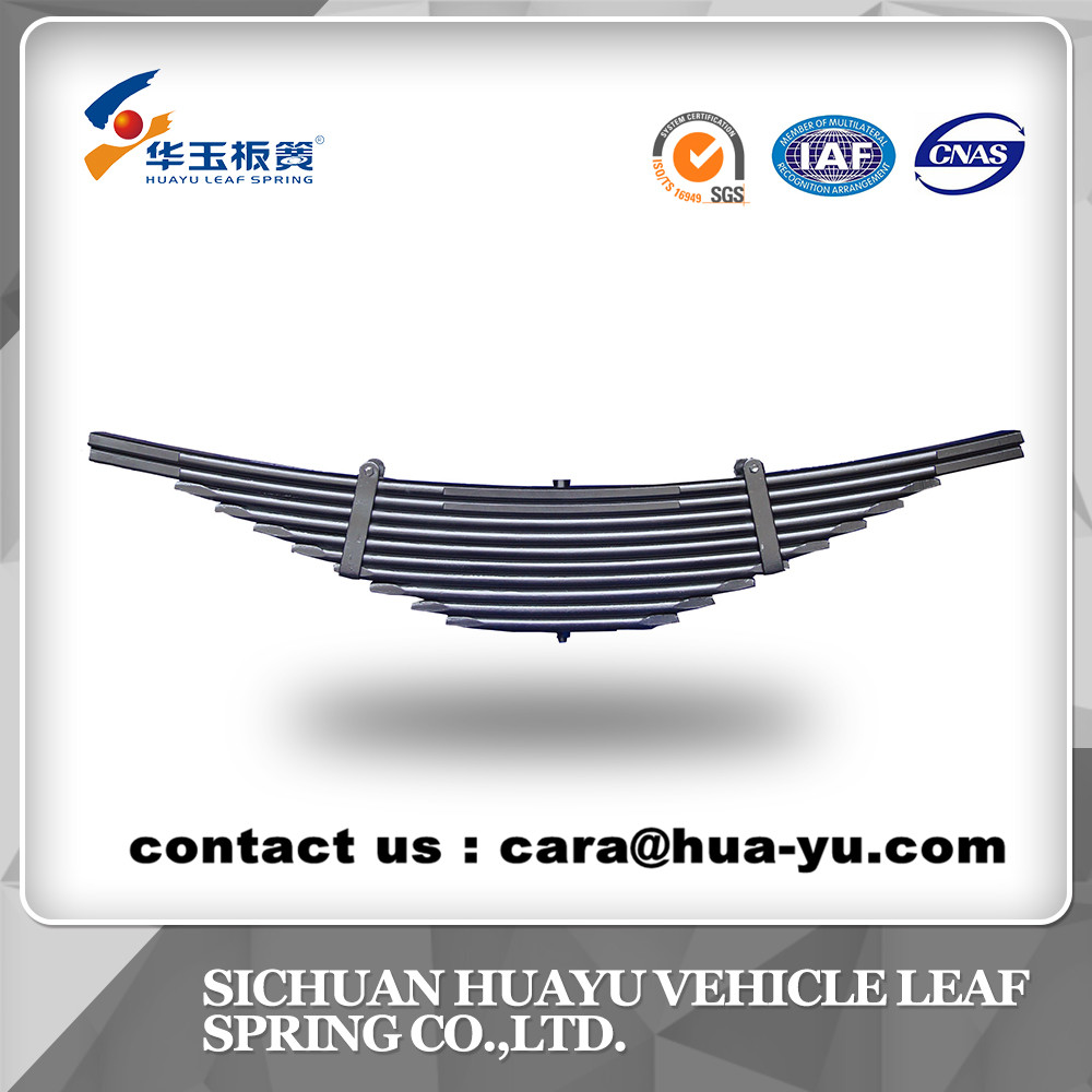 1398987 heavy truck leaf spring compatible with SCANIA truck