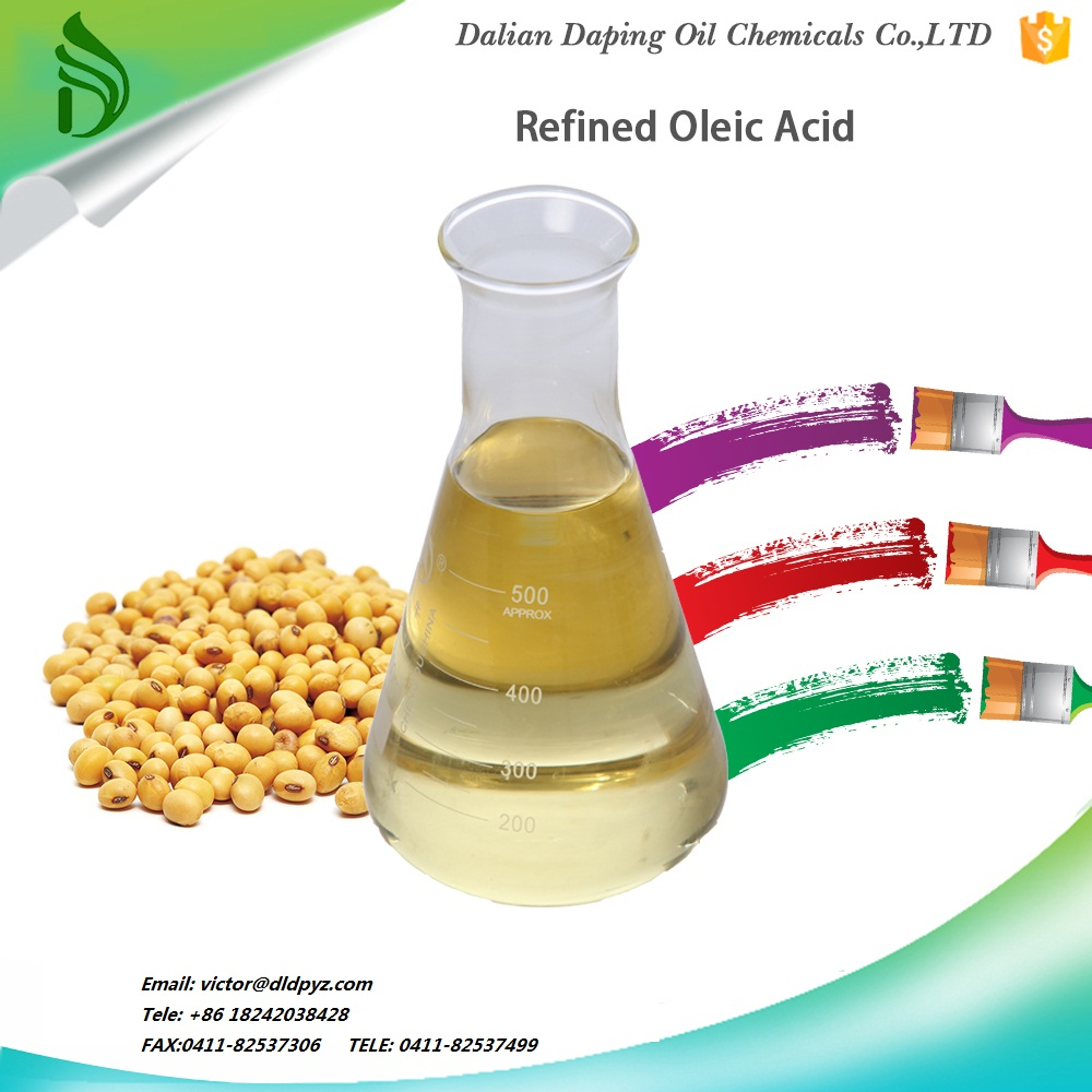 manufacture/supplier/soya bean oleic fatty acid