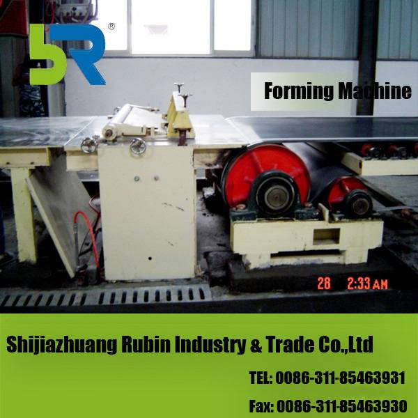 Gypsum Board Machine Manufacturer with 15 Years Experience
