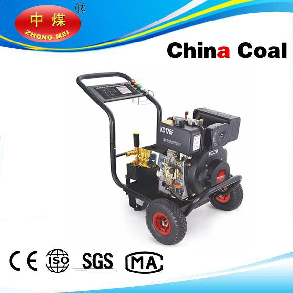 2500DF Diesel Pressure Washer
