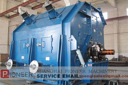 sell PCFK-1616 Reversible Impact Hammer Crusher