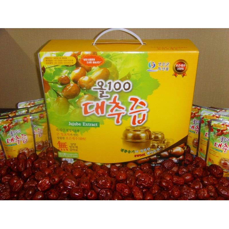 All 100 Jujube Extract