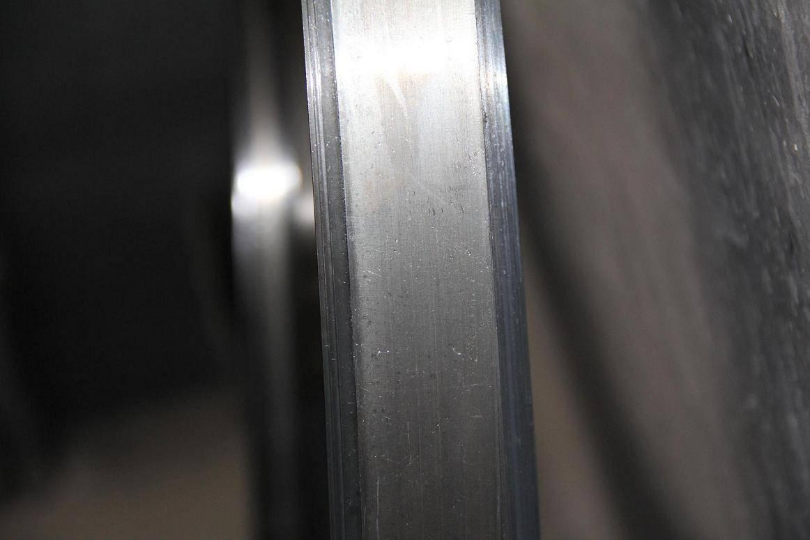 Bimetal hacksaw blade steel strips