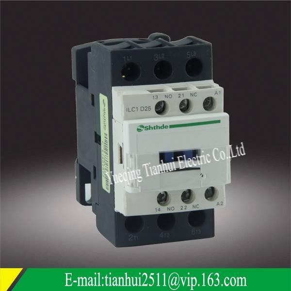 LC1-D AC contactor