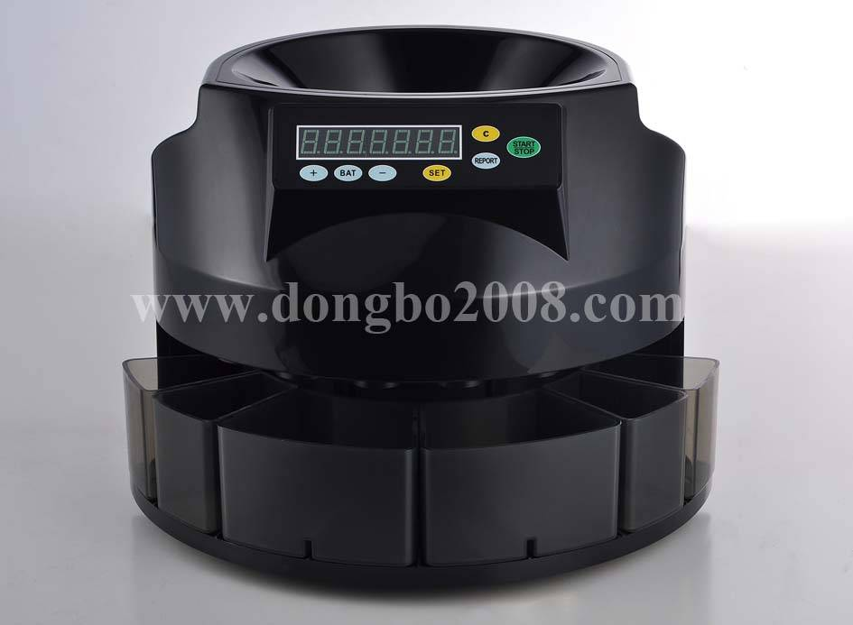 DB350 coin counting machine