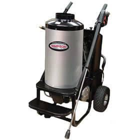 Simpson Mini Brute II Professional 1200 PSI (Electric-Hot Water) Pressure Washer