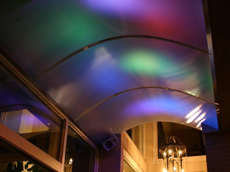 translucent resin panels