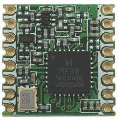 RF Transceiver COB Module RFM98