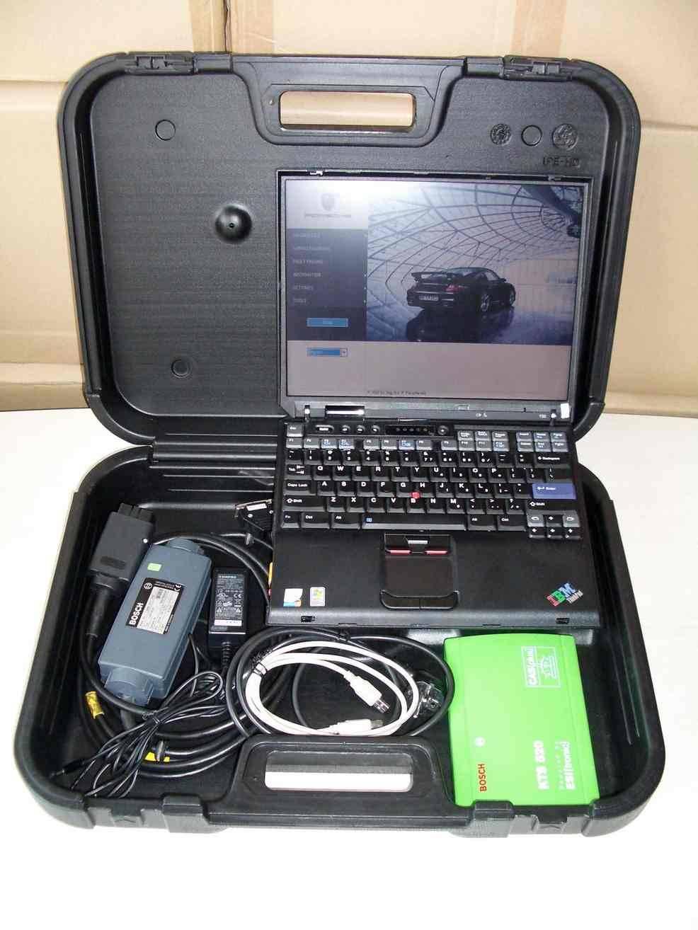 KTS520 KTS550 PORSCHE PIWIS TESTER - PC VERSION