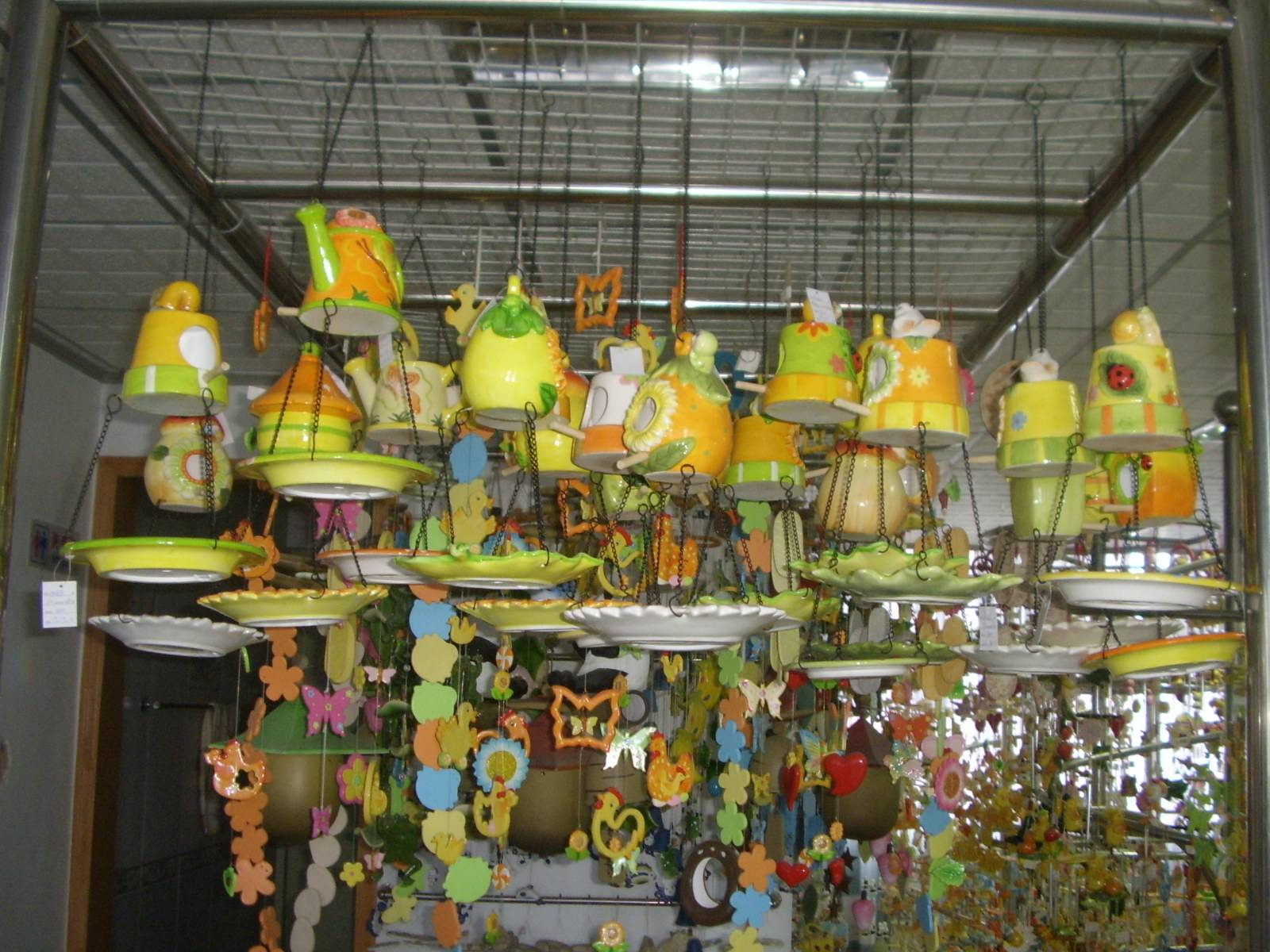 sell ceramic bird feeder