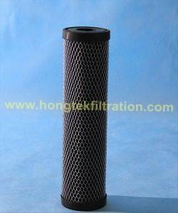 Impregnated cellulose Carbon filter cartridges
