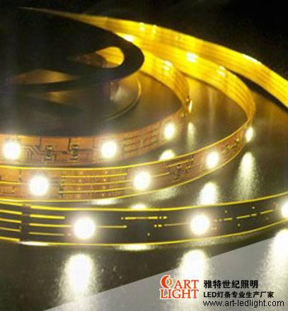 3528 SMD 120 L/M Flexible LED strip light Waterproof Casing IP65 Warm-white