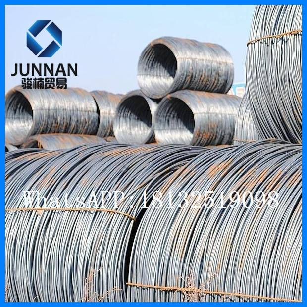 gavanized high quality competitive price steel wire rod coils