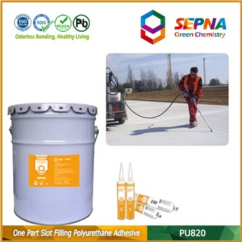 One Component Self-leveling Joint Sealant for Airport Runway Filling