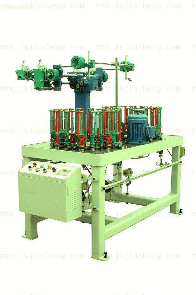 JC 2/24 Decorative Ribbons Intertexture Machine