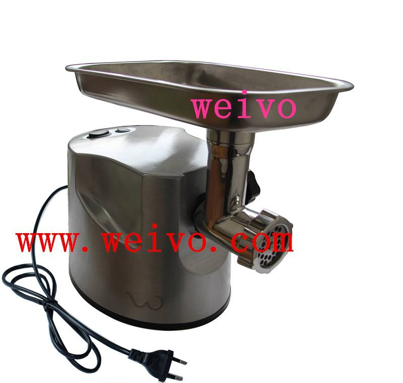 No.5 Stainless Steel Electric Meat Grinder/Electric Meat Chopper