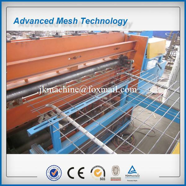 Welded Mesh Making Machines for 2-3.5mm 1.2m Wire Mesh Panel