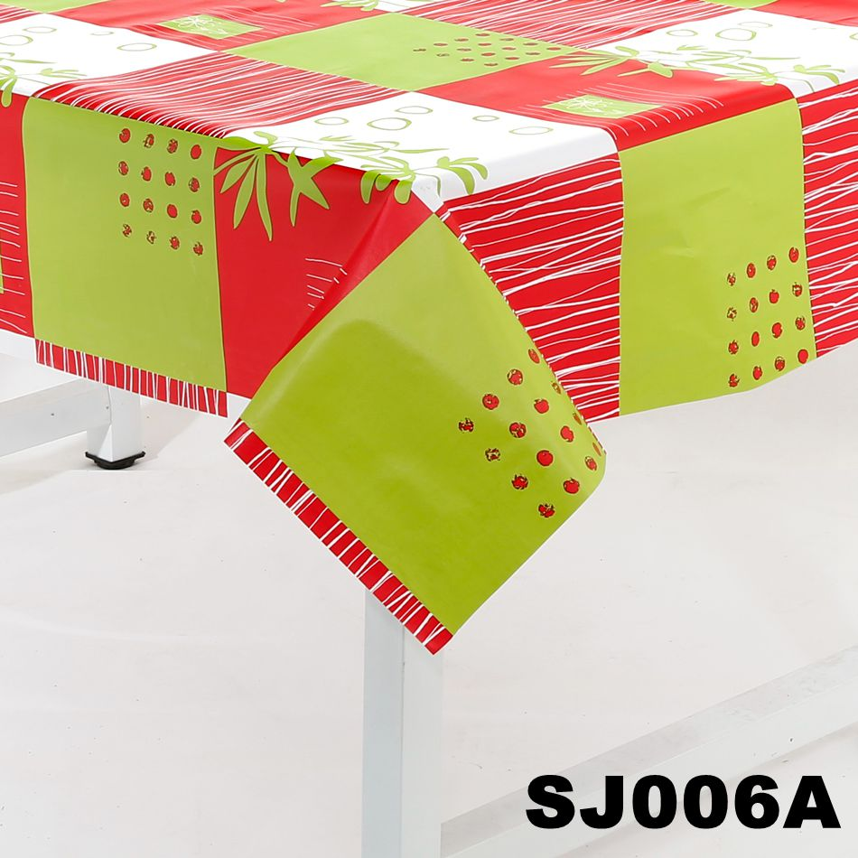 Exporting PVC Table Cloth