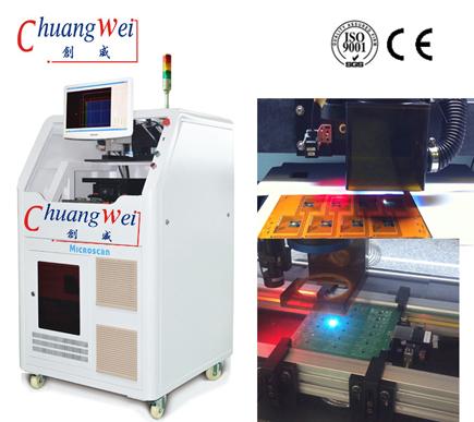 UV Fpc Laser Cutting Machine,PCB Laser Depaneling Services,CWVC-6