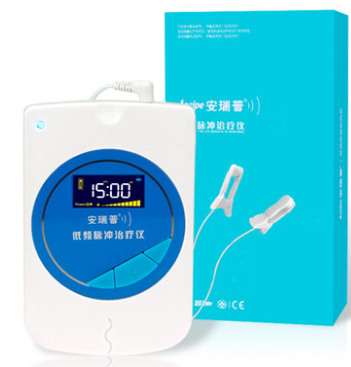 CES Cranial Electrotherapy stimulation device for menopause causes sleep disorder