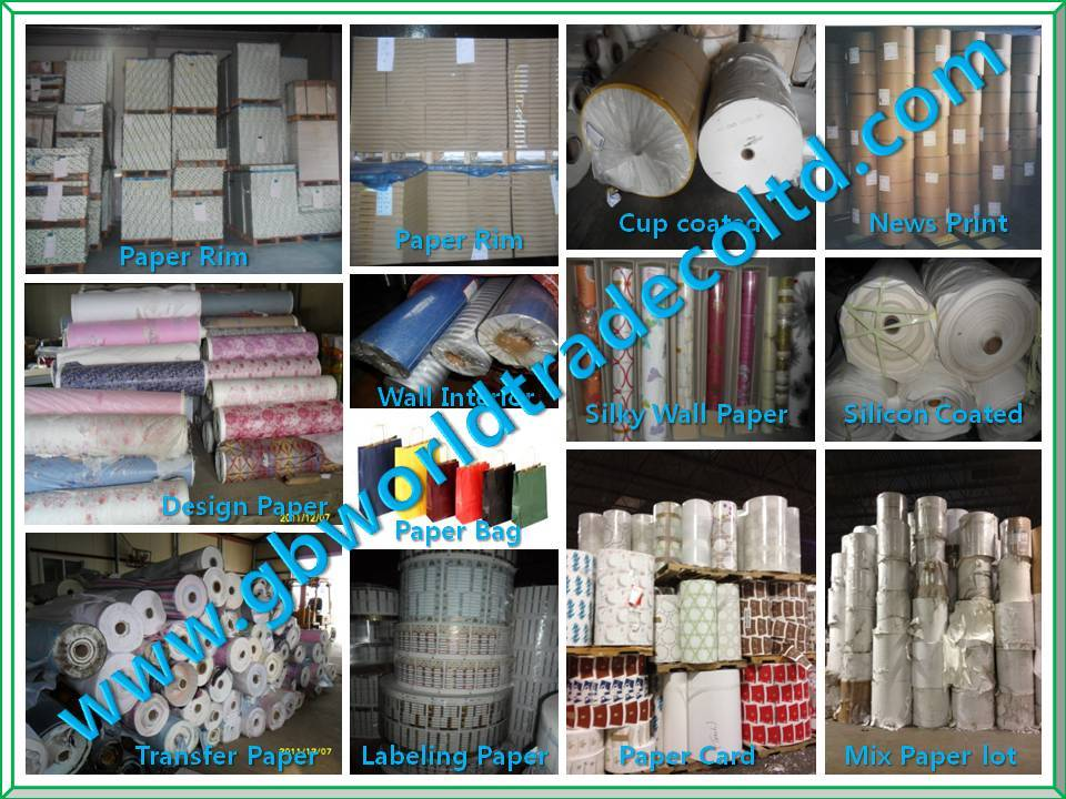 Film and Paper Packing Matireal