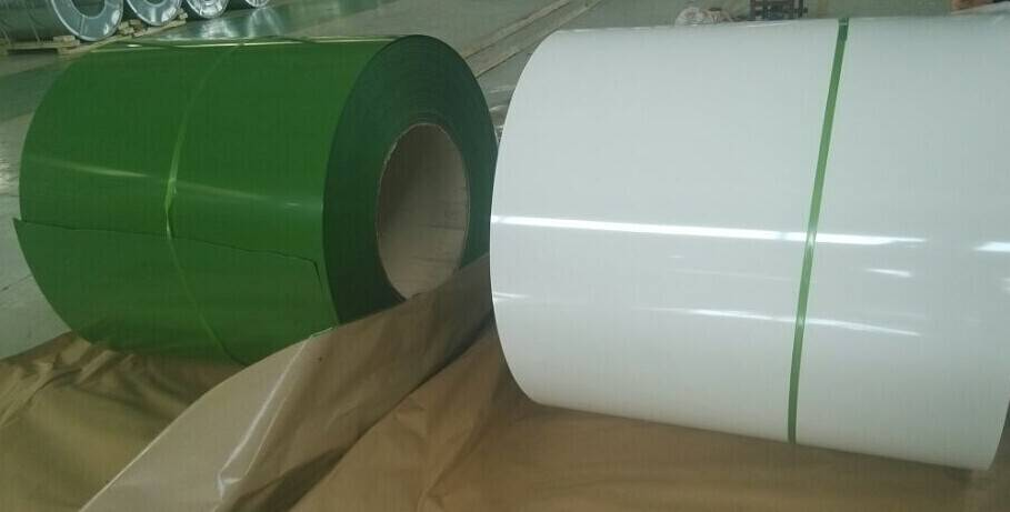 (GI / GL / PPGI / PPGL) Galvanized, Galvalume and Prepainted Steel Coil