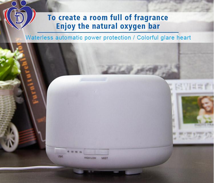 essential oil aroma diffuser ultrasonic mist maker humidifier