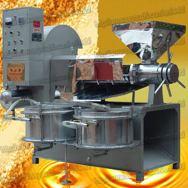 Rapeseed Screw Oil Expeller